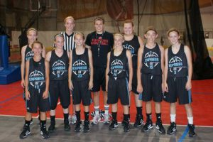 20-express-basketball-team-with-jordan-hooper-and-emily-katy