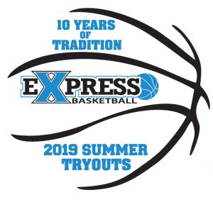 10 year Express Logo